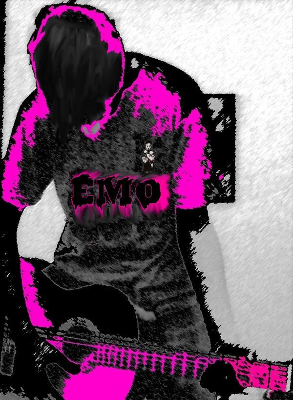 Emo Kid by stevegog
