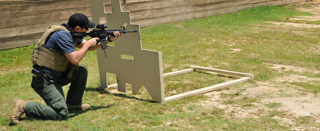 Sniper Skid Plate: Faster, more accurate barricade shooting   The ...