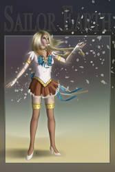 Contest: Sailor Earth by AerynDiana