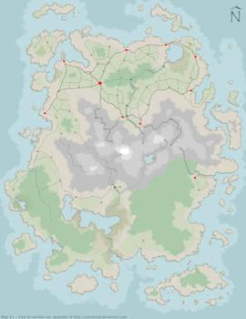Fantasy Map 01
