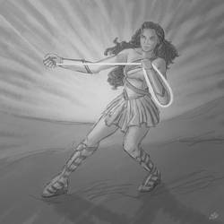 Quick 01 - Wonder Woman