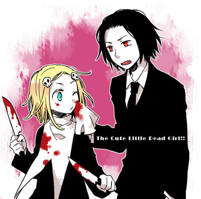Lenore  The Cute Little Dead Girl by july620