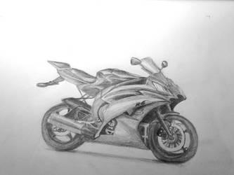 Motorcycle by mirceabotez