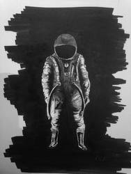Astronaut small by MBC