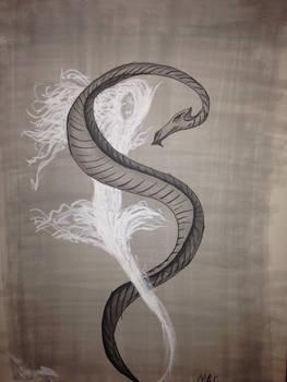 Serpent sketch