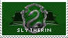 Slytherin stamp by austheke