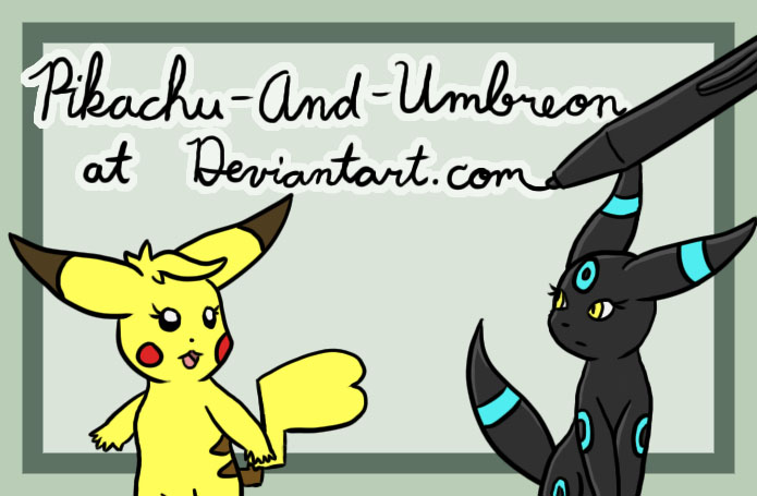 Pikachu-And-Umbreon's Profile Picture