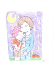 Halloween with Love by Hippiesforever14