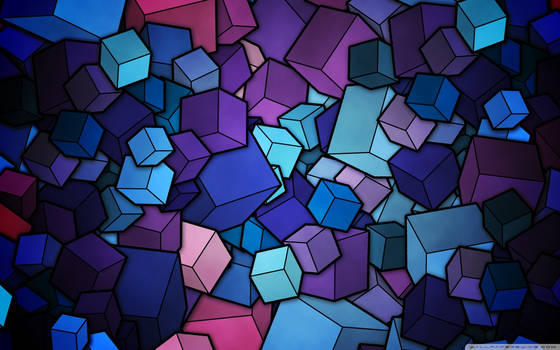 Cube by MikeSgame