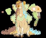 Trade custom: SunFlower Goddess  (1/2)