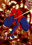 Foo's Spidey Colored