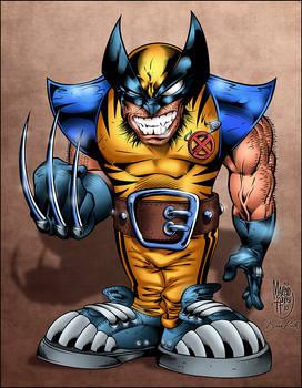 Wolverine Toon (COLORS)