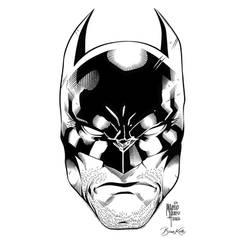 Batman (HEADSHOT INKS)