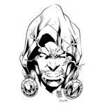 Shazam (HEADSHOT INKS)