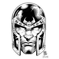 Magneto (HEADSHOT INKS)
