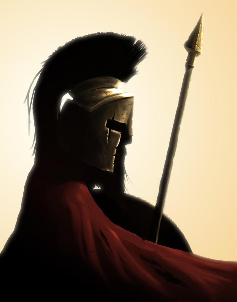 Leonidas - Chillin. by tomten