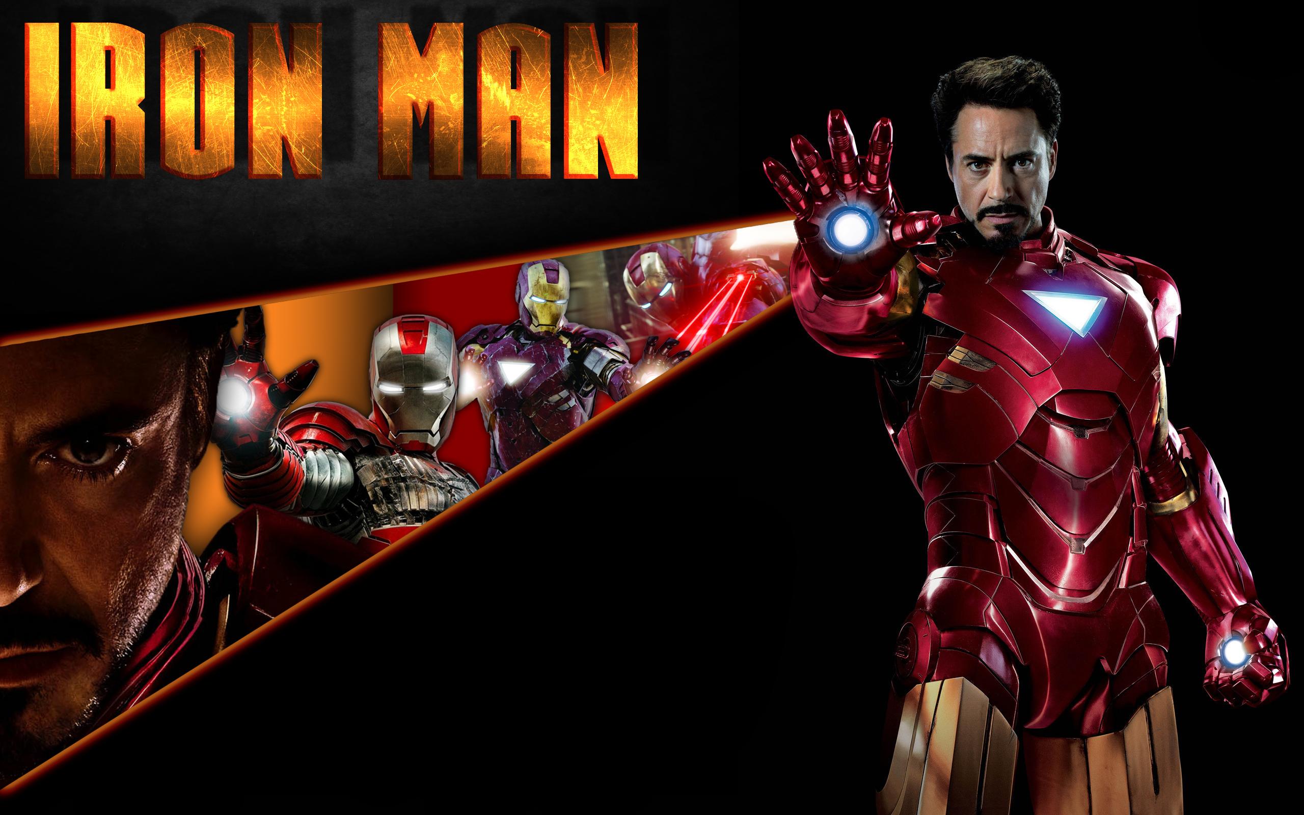 Iron man wallpaper by Nick004