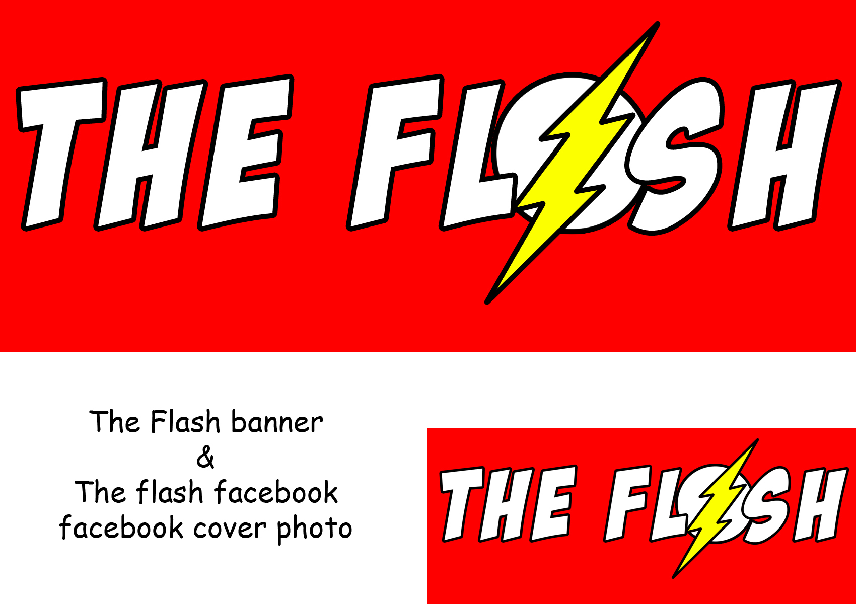 how to make a facebook banner in paint