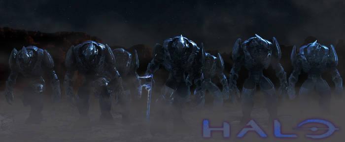 Halo Elites Facebook Cover Photo