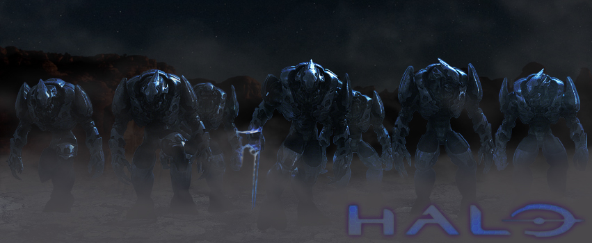 Halo Elites Facebook Cover Photo by Nick004