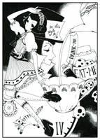As Seen In The Wonderland by varziel