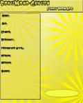 BokuMono-Gakuen: Sunny Dorm App by Miss-Gravillian1992