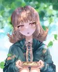Chiaki Nanami Danganronpa