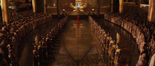 Kasper odin throne room