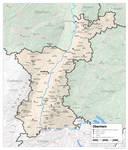 The German Bundesland of Oberrhein