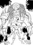 daredevil vs predator 1