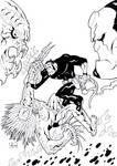 hellboy vs predator