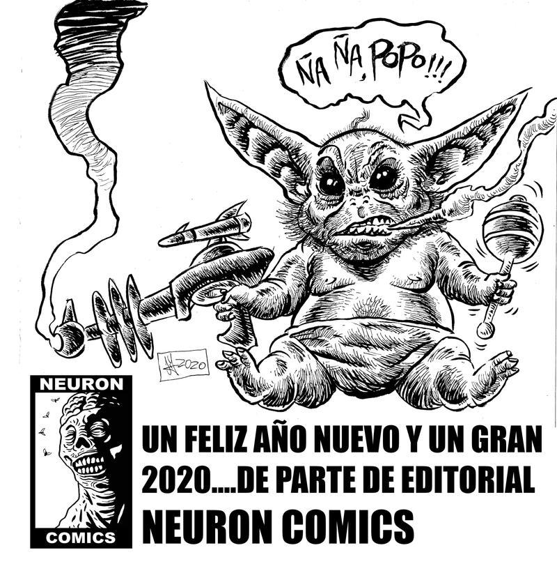 neuron comics