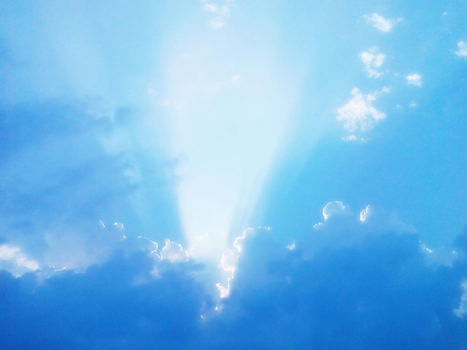 Sky-blue-heaven Picture