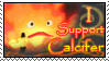 I Support Calcifer by grkcuban