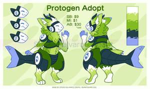Protogen Adopt Auction 5 (CLOSED)