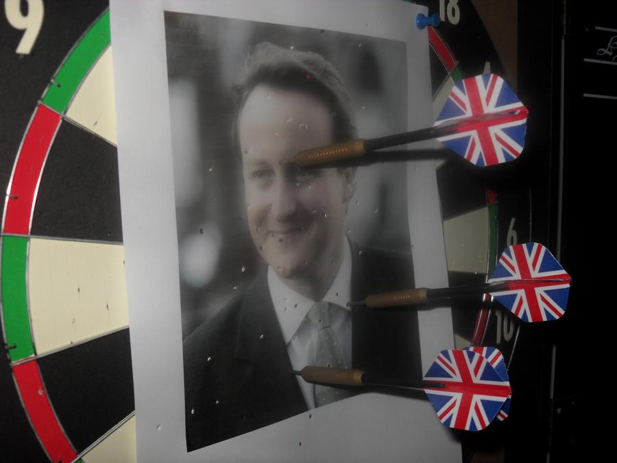 David Fecking Cameron by Codename-GreyFox