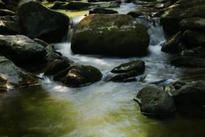 Rock Pool by wafitz