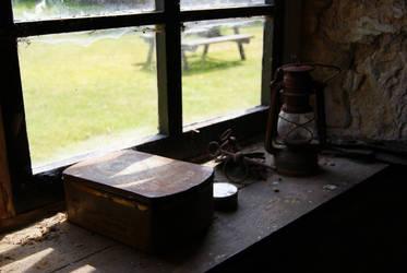 Barn Tools by wafitz