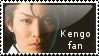 Kengo Stamp by atlantismonkey