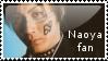 Naoya stamp by atlantismonkey