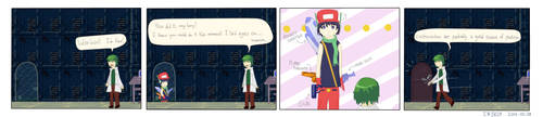 Cave Story Comic by anonymous1824