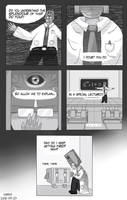 Cave Story Comic - The Doctor's Lecture