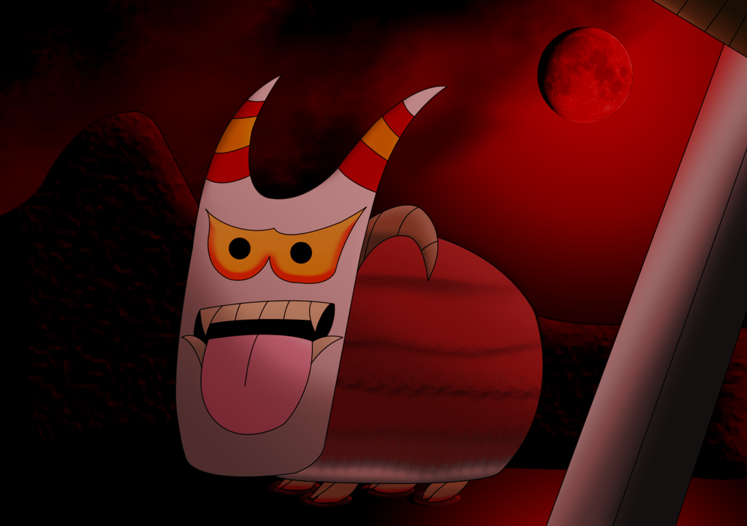Blood Moon Poro ReWork by Poronyos-II
