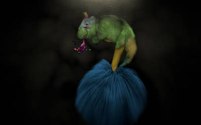 Chameleon by Rafa-ROD