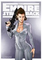 Princess Leia 02 by LazarusClortho