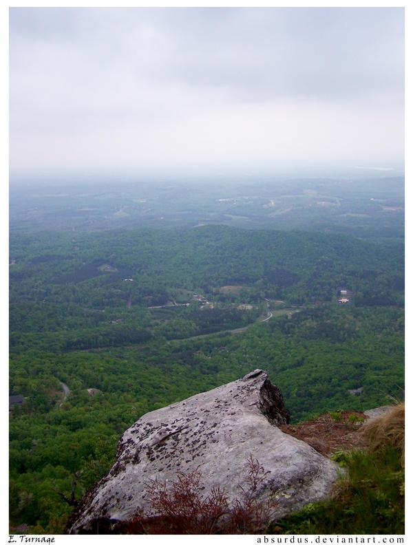 303 - Cliffs of Glassy