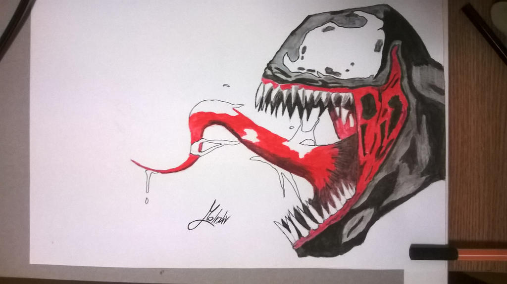 Venom by Miller12