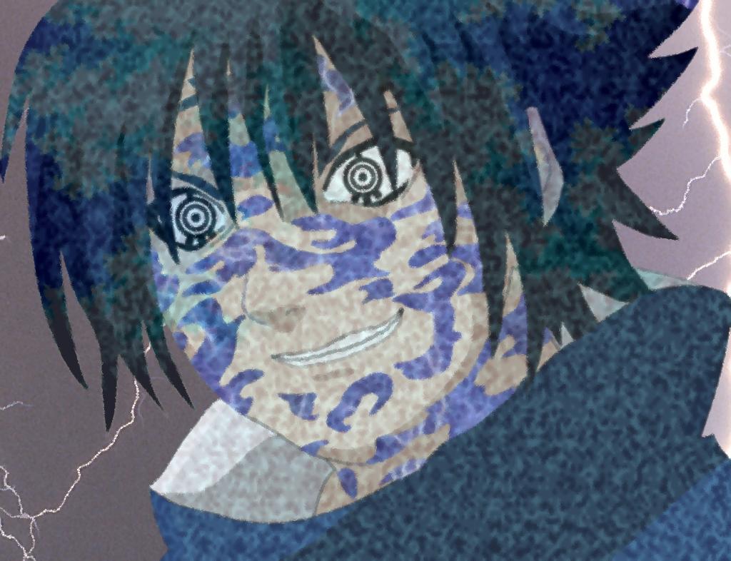 Xanafied Sasuke by idris2000