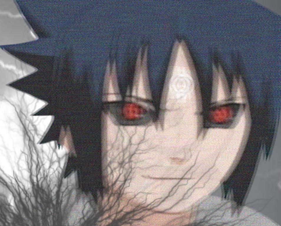 Xanafied Sasuke 2.0. by idris2000