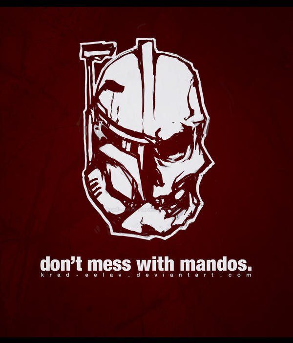 Don't Mess with Mandos by Krad-Eelav